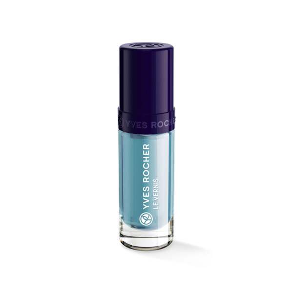 Botanical Color Nail Polish – Blue Celadon