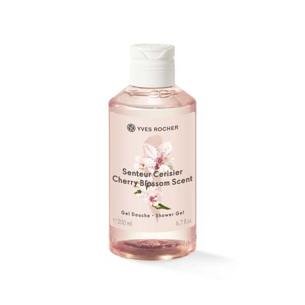 Cherry Blossom Scent Shower Gel, hygiene