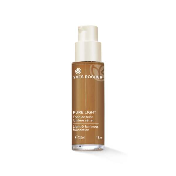 Pure Light - Light & Luminous Foundation - Beige 600 Caramel Complexion