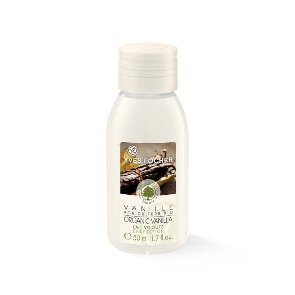 Organic Vanilla Body Lotion -Travel size