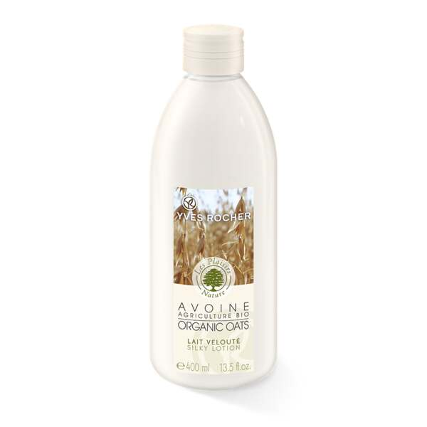 Organic Oats Body lotion