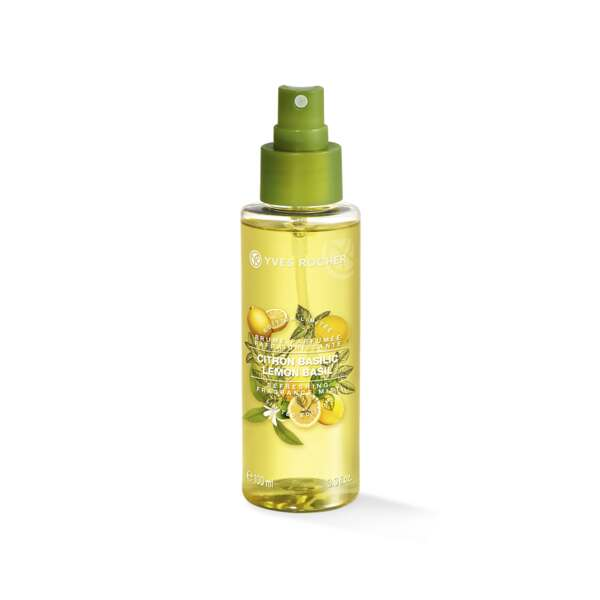 Refreshing Fragrance Mist - Lemon Basil
