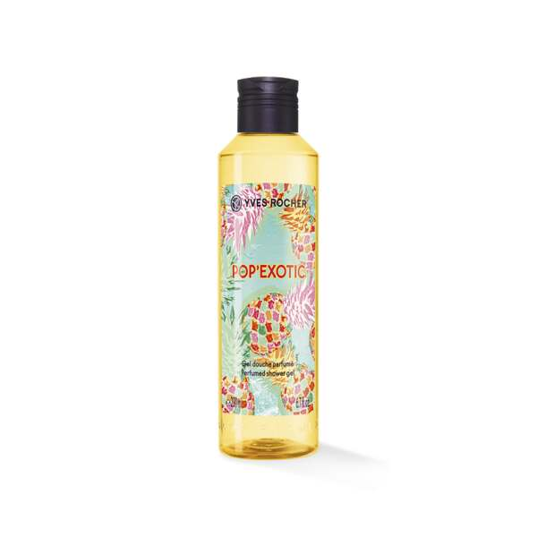 Pop Exotic Shower Gel