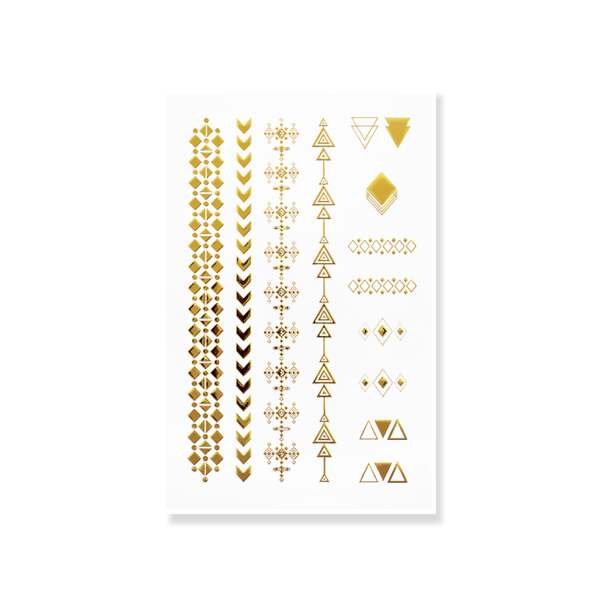 Hair & Body Jewelry Stickers