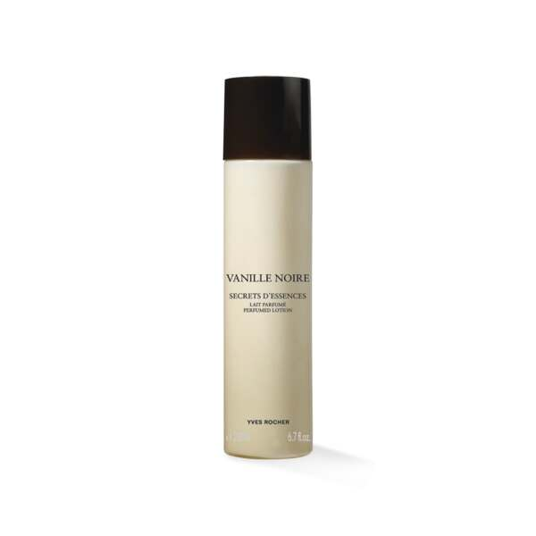 Vanille Noire Perfumed Body Lotion