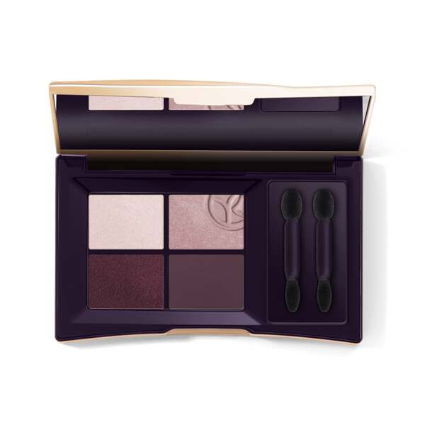 Quad Eyeshadow Sumptuous Color