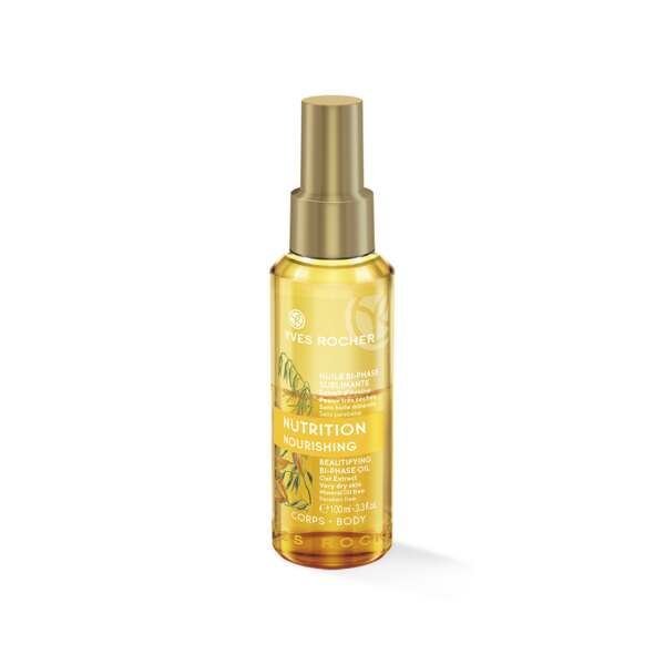 Beautifying Bi-Phase Oil Very Dry Skin