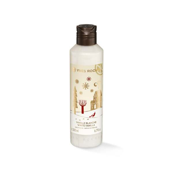 White Vanilla Bath & Shower Gel