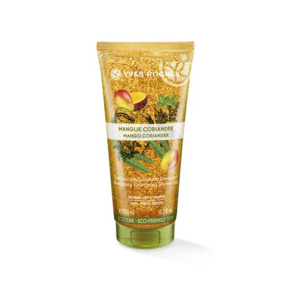 Energizing Exfoliating Shower Gel - Mango Coriander