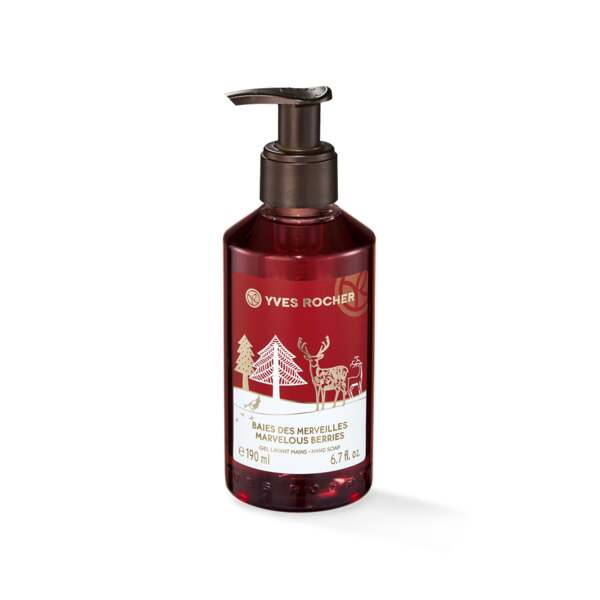 Marvelous Berries Liquid Hand Soap