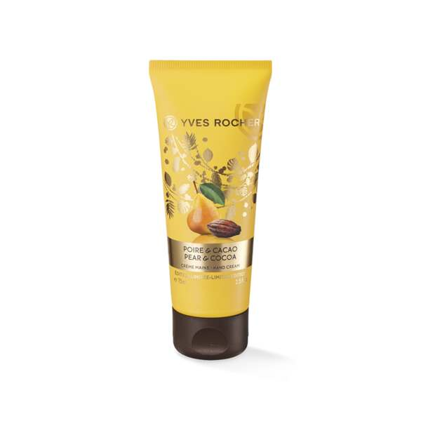 Pear & Cocoa Hand Cream