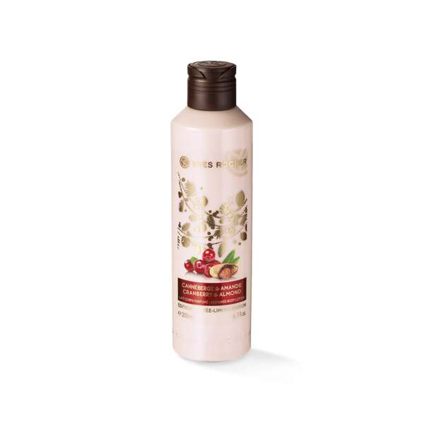 Cranberry & Almond Perfumed Body Lotion