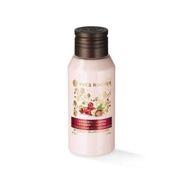 Cranberry & Almond Perfumed Body Lotion - Travel Size