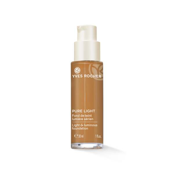 Pure Light - Light & Luminous Foundation