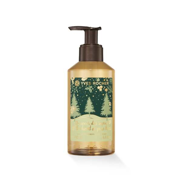 At the Heart of Pine Trees Liquid Hand Soap, Liquid Hand Soaps, Holiday Collection