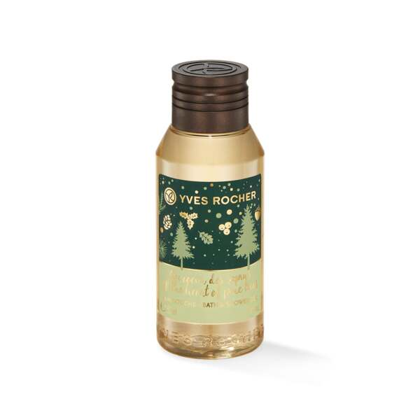 At the Heart of Pine Trees Bath and Shower Gel - 50 ml, Bath and Shower Gels, Holiday Collection