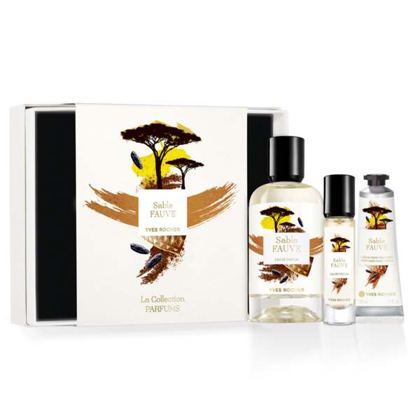 Sable Fauve Fragrance Gift Set, The Collection, Women Eau de Parfum, Gift ideas
