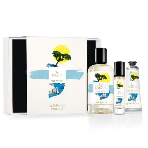Sel d'Azur Fragrance Gift Set, The Collection, Women Eau de Parfum, Gift ideas
