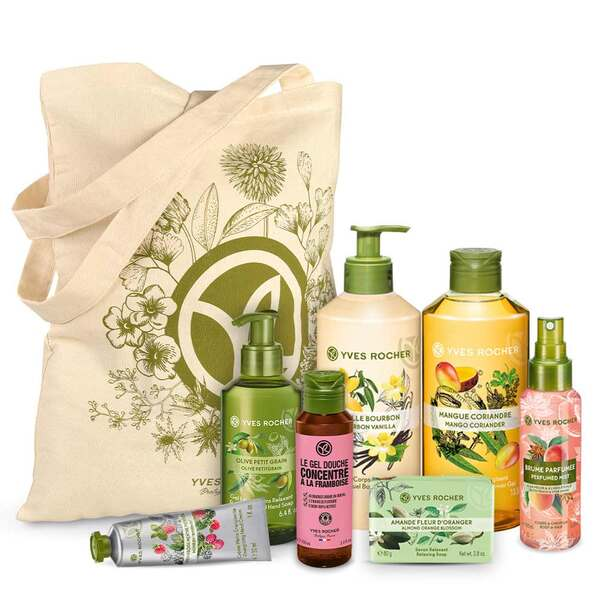 Fruity Body and Shower Set - 7 - Gift ideas