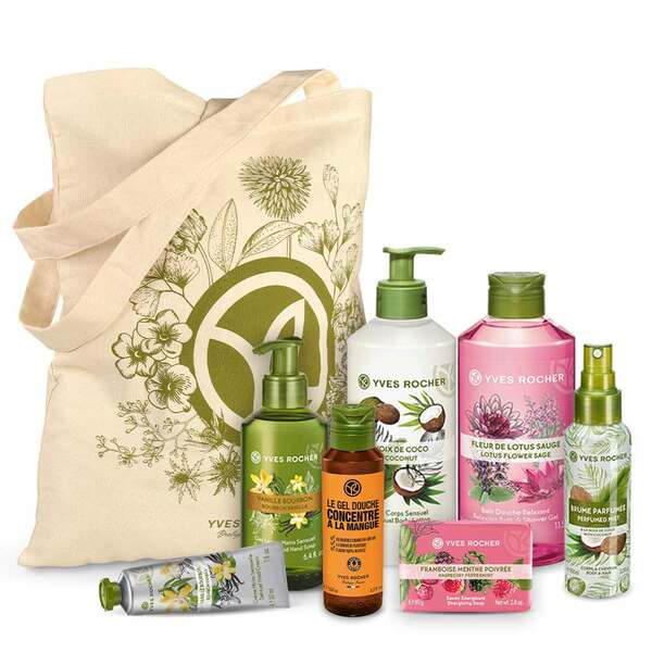 Scents Mix Body and Shower Set - 7 - Gift ideas