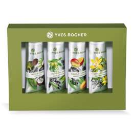 Yves Rocher Ensemble 4 cr�mes mains