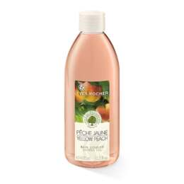 Yellow Peach Shower Gel 13.5 fl.oz. Bottle 400 ml